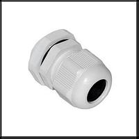 Муфта кабельная изоляционная 13.3мм. PG-13.5 LXL серая (100 шт.)