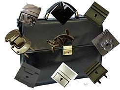 Замки для сумок