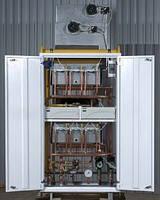 Газовый проточный модульный водонагреватель для крышных котельных ВПМ-192 ТН ( 192 квт )