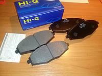 Тормозные колодки передние Daewoo Lanos / ЗАЗ Ланос / ЗАЗ Сенс (Hi-Q)