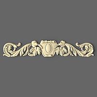 Накладка для портала камина  620х120