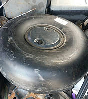 Баллон ГБО под запасное колесо с мультиклапаном 45л размер (620ммх200мм)