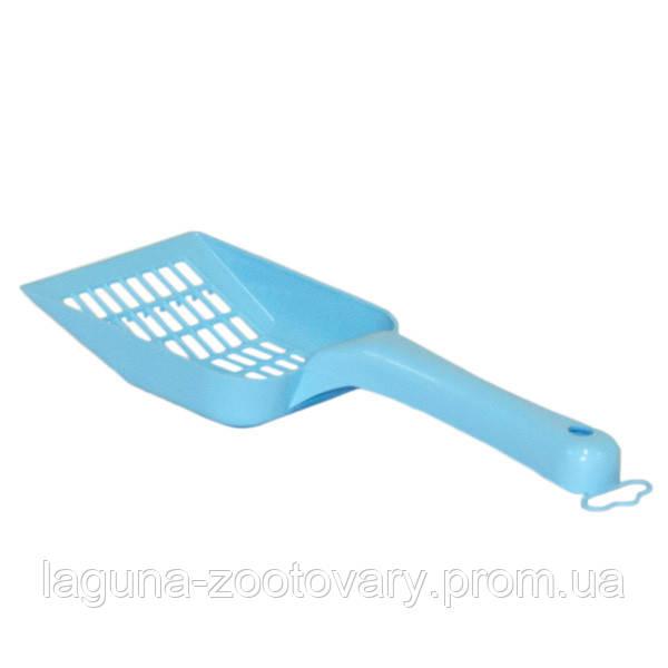 Moderna МОДЕРНА СКУППИ лопатка для наполнителя, 26Х10 см