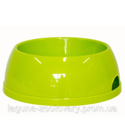 Moderna МОДЕРНА ЭКО №3 миска для собак, пластик, 1450 мл, d-20 см, фото 2