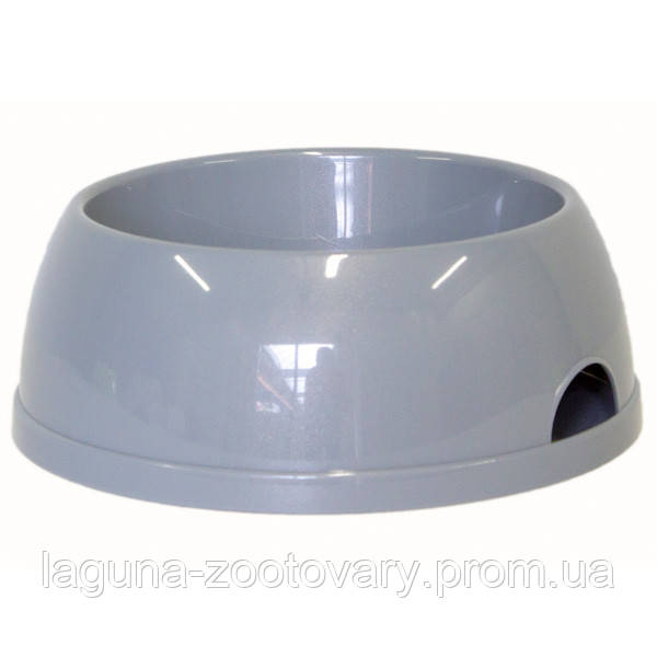 Moderna МОДЕРНА ЭКО №4 миска для собак, пластик, 2450 мл, d-23 см
