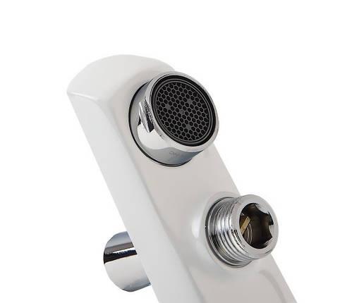 Смеситель для ванны Imprese BRECLAV 10245W, фото 2