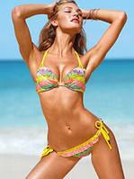 Раздельный купальник push up Victoria's Secret