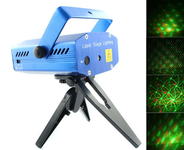 Запчасти для mini laser stage lighting