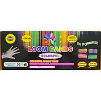 Маленький набор для плетения Loom Bands 600 шт