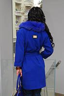 Магазин кашемировых пальто. Пальто кашемир с мехом 1 ян $