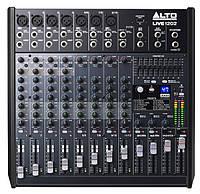 Alto LIVE1202 микшерный пульт, 4(7) моно + 4 стерео канала