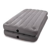 Велюр кровать 67743 Intex
