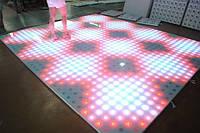 Светодиодный пол , цифровой Танцпол