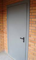 Противопожарные двери  одностворчатые ЕІ-60