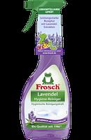 Frosch Lavendel Hygiene-Reiniger - Гигиенический очиститель для ванны и туалета, 500 мл