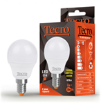 Светодиодная лампа Tecro TL-G45-6W-3K-E14