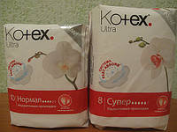 Прокладки женские гигиенические Kotex ultra