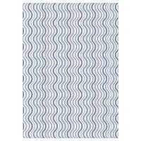 Папір дизайнерський А4 (250 гр/м) Бузкові хвилі