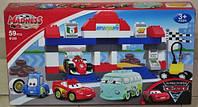 Детский конструктор Meadness CARS 5120, Тачки, Формула 1, 58 дет.