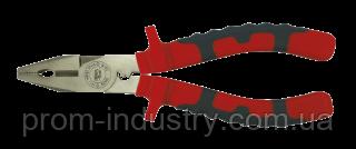 Пассатижи комбинированные 180 мм, MASTERCUT TITACROM BIMAT
