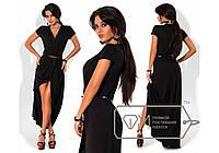 Платье в пол Фабрика Моды 6790