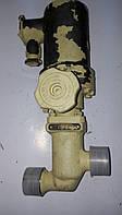 587-35.6041 Клапан запорный проходной штуцерный с электромагнитным и ручным управлением