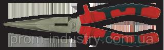 Пассатижи с длинным носом 200 мм MASTERCUT TITACROM BIMAT, фото 2