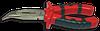 Пассатижи с изогнутым носом 200 мм MASTERCUT TITACROM BIMAT
