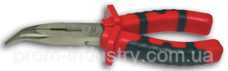 Пассатижи с изогнутым носом 200 мм MASTERCUT TITACROM BIMAT, фото 2