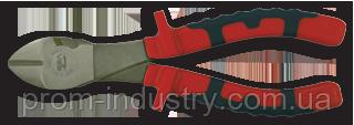 Бокорезы усиленные 180 мм MASTERCUT TITACROM BIMAT, фото 2