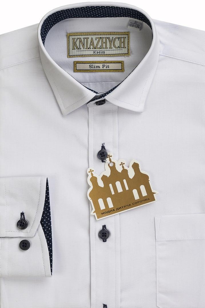 """Рубашка детская """"KNIAZHYCH"""" модель 2000 к 154"""