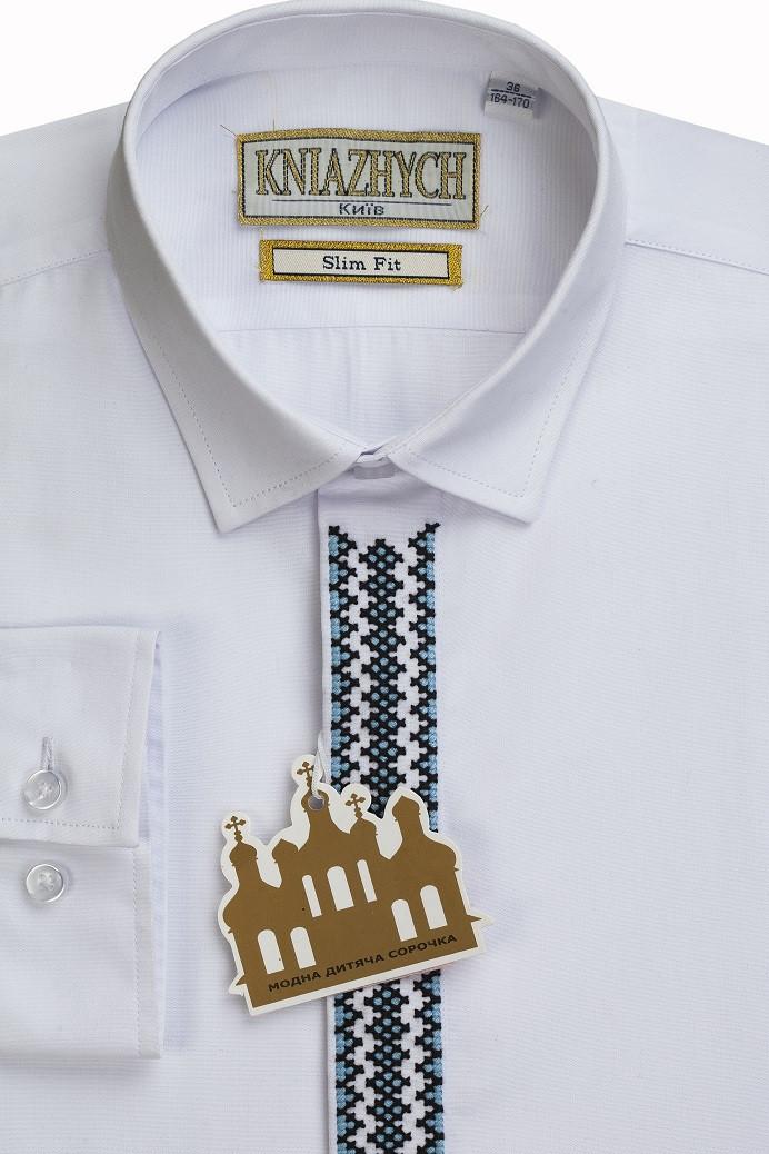 """Рубашка вышиванка детская """"KNIAZHYCH"""" модель 2000 v"""