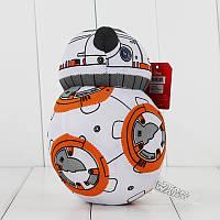 Мягкая игрушка  BB-8 Звёздные войны 16.62