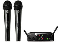 AKG WMS 40 Mini2 Vocal Dual беспроводная микрофонная система