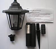 Садово-парковый светильник  на солнечной батареи Feron Солар PL 239, фото 1
