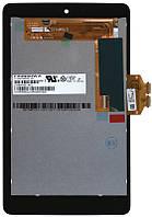 Матрица с тачскрином для планшета ASUS Nexus 7 ME370 с рамкой (Матрица + тачскрин + рамка)