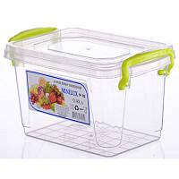 Пищевой судок для микроволновки и холодильника 0,45 л