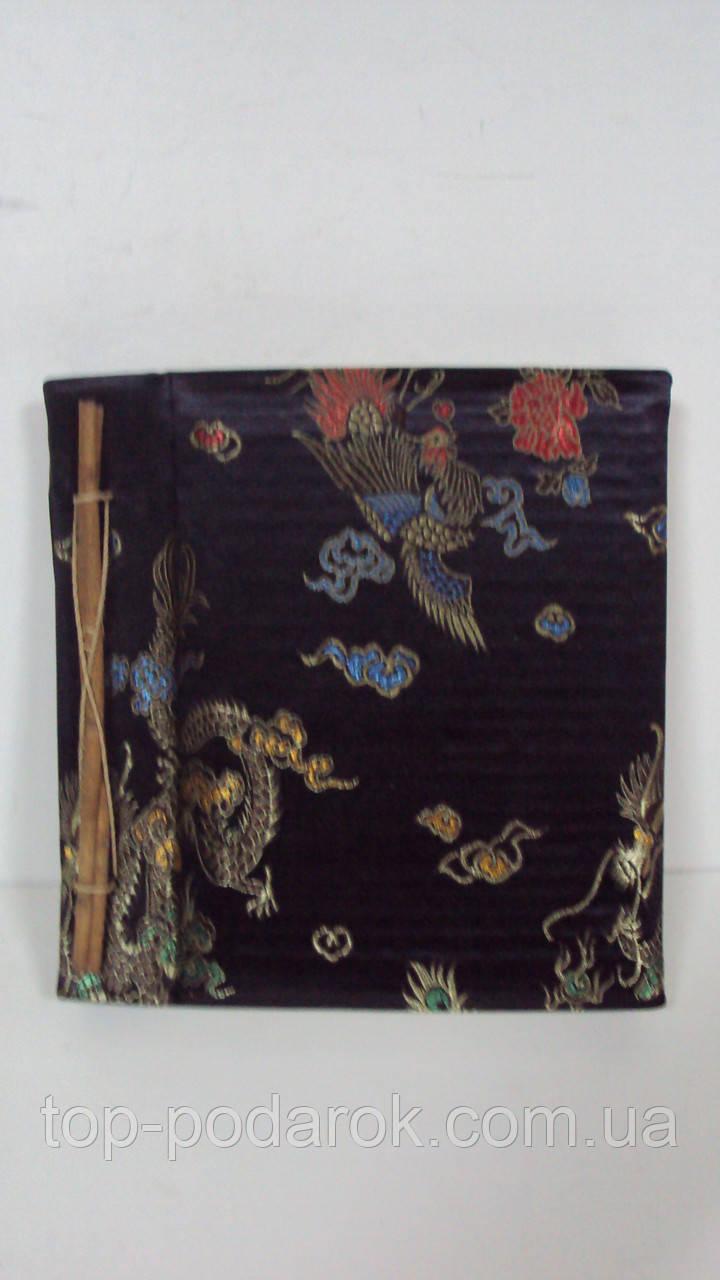 Фотоальбом ручной работы обтянутый тканью на 20 фото