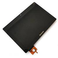 """Матрица с тачскрином для планшета Lenovo B8000 YOGA 10 10.1"""" Black ORIGINAL"""