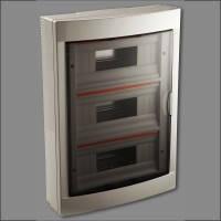 Щиток на 36 автоматов открытая проводка Vi-ko Lotus 90912136