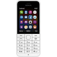 Мобильный телефон Nokia 220 (Asha) White (A00017592)
