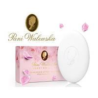 Парфюмированное крем-мыло Пани Валевская  Pani Walewska Sweet Romance Creamy Soap 100 гр.