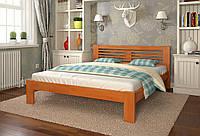 Кровать деревянная Шопен из натурального дерева полуторная