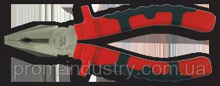 Пассатижи комбинированные 165 мм TITACROM BIMAT, фото 2