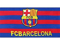 Пляжное полотенце Барселона -2 (уценка)