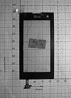 LG KF700 44x89 мм Тачскрин сенсорное стекло(#1476)