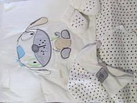 Одеяло-конверт детское 100*100см.