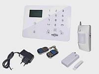 Беспроводной комплект GSM сигнализации Altronics AL-200 KIT (NEW), фото 1