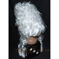 Белый парик «Мадам Помпадур»