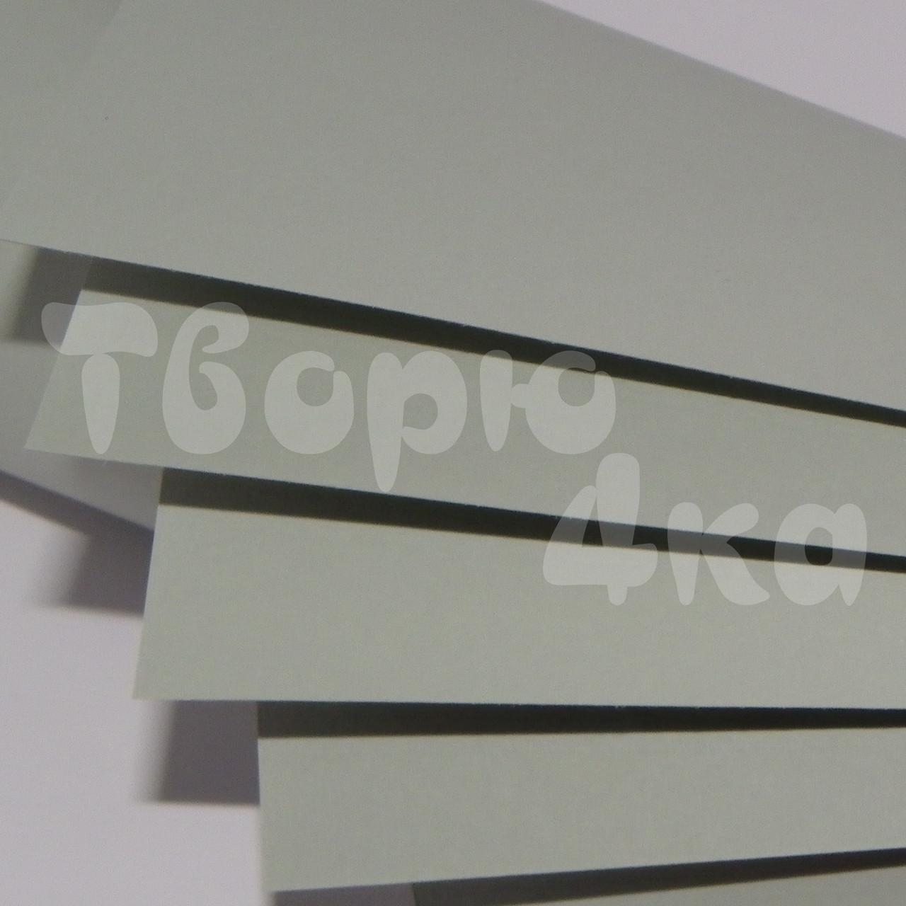 Бумага цветная А3 160 гр/м.кв deep platinum (платиновый)